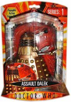 Bronze 'Assault' Dalek