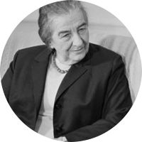 To be or not to be is not a question of compromise. Either you be or you dont be. - Golda Meir http://ift.tt/1TUfC3h  #Golda Meir