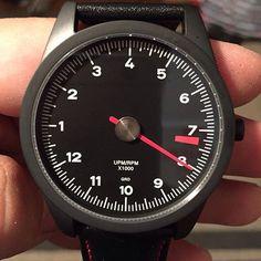 All in the detail! #RL72 #watch  @razztazztimmy GuardsRed-Design.com