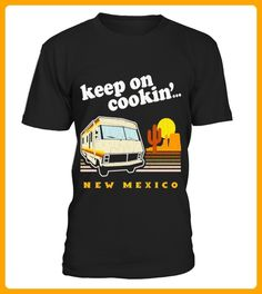 Funny Keep on Cookin New Mexico Br Ba T Shirt Amazing T Shirt - Comic shirts (*Partner-Link)