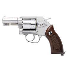 Airsoft - Airsoft Guns - Pistols - Gas Blow-Back - G & G Airsoft Airsoft Revolver, Airsoft Guns, Paintball Gear, Gold G, Michael S, Army Surplus, Buy Cheap, Hand Guns, Silver