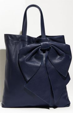 RED Valentino Calfskin Bow Tote | Nordstrom - StyleSays