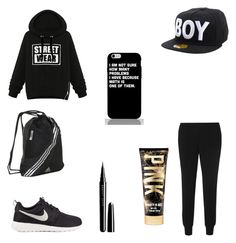 """""""Franklin """" by tiffiny99 on Polyvore featuring Vince, NIKE, adidas, BOY London and Marc Jacobs"""