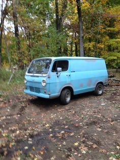 My 1960 Chevy Van