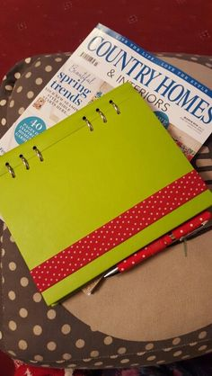 My bujo is kept in a Filofax Clipbook that I hacked to give it a fastening band.