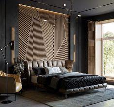 Modern Luxury Bedroom, Luxury Bedroom Design, Master Bedroom Interior, Modern Master Bedroom, Luxury Rooms, Room Design Bedroom, Bedroom Furniture Design, Home Room Design, Luxurious Bedrooms