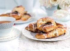 Easy Cinnamon & Pecan Danish Pastries