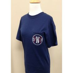 Turner Field Tee - any team colors!  Great for baseball moms!