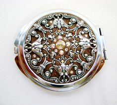 1000 Images About Compact Mirrors On Pinterest Compact