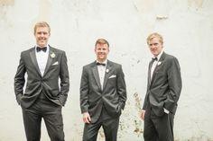 dapper groom and groomsmen in tuxedos | Elegant Destination Wedding in Pastel Puerto Rico | 1313 Photography