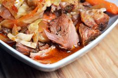 Cheater's Pork Stew   27 Delicious Low-Carb Dinners To Make In A Slow Cooker