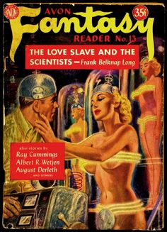 The purpose Mad scientist science fiction women naked