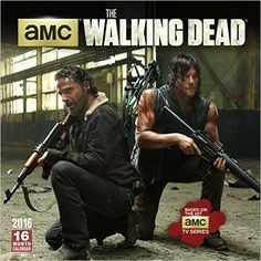 Walking Dead Calendar (Square): Amazon.de: AMC: Fremdsprachige Bücher