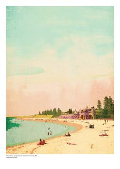 Cottesloe A3 print (unframed) | TRAM — WA-inspired prints and paper goods