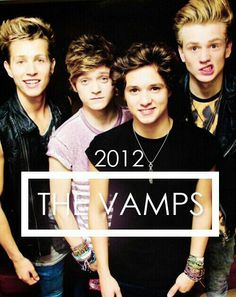the vamps 2012 Bradley Simpson, Somebody To You, Will Simpson, Bestest Friend, The Vamps, Music Is Life, Music Bands, Cool Bands, Hot Guys