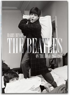 Perfect coffee table book, yes? - Harry Benson. The Beatles