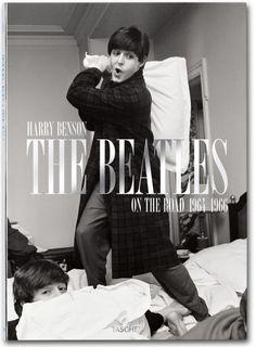 coffee table book - Harry Benson. The Beatles