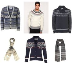 great knits for men