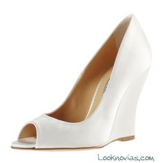 zapato salón plataforma