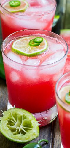 Jalapeno Watermelon