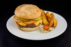 Kobe Classic Burger