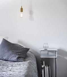 Sidobord ROOM grå 32x30 cm, House Doctor
