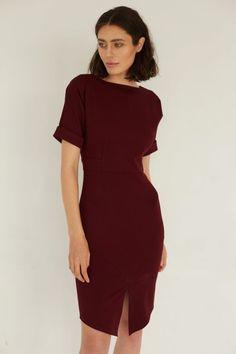 Sukienka Ingrid Śliwkowa – SERIOUSLY High Neck Dress, Clothes, Dresses, Fashion, Turtleneck Dress, Outfits, Vestidos, Moda, Fashion Styles