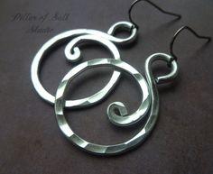 hammered-aluminum-earrings-lightweight