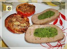 Polpettone ripieno di spinaci al forno | ricetta