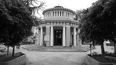 Capela do Cemitério da Consolação, construída com doação da paulistana Maria Domitila de Castro Canto e Melo, Viscondessa de Castro e Marquesa de Santos (1797-1867).