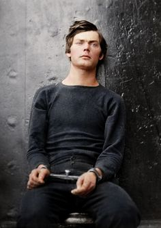 Lewis Thornton Powell, co-conspirator in the Lincoln Assassination