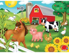 Another great find on Old McDonald Sound Puzzle by Masterpieces Flannel Blanket, Picnic In The Park, Edge Stitch, Puzzles For Kids, Outdoor Events, Farm Animals, Little Ones, Christmas Ornaments, Holiday Decor