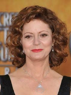 Image result for medium length hairstyles for curly hair 2017 for over 50s
