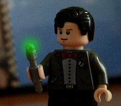 The Doctor by Spielbrick Films, via Flickr