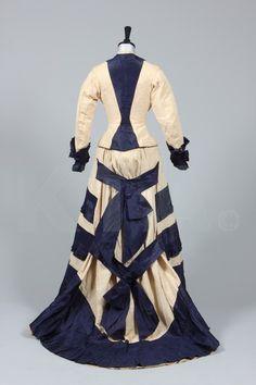 Dress, 1877-79