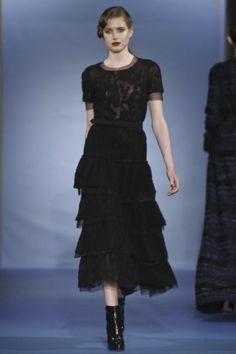 Luisa Beccaria Fall Winter Ready To Wear 2013 Milan