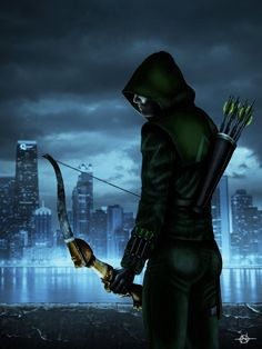 The Arrow by ezekiel47 on deviantART