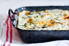 Rosemary Chicken Lasagna | 19 Lasagna Recipes That Will Change Your Life