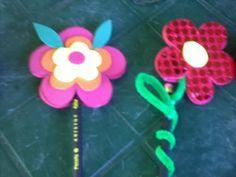 Todo Ministerio Infantil: Manualidades - lapices o lapiceros decorados