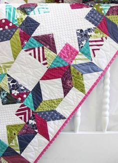 Serendipity Quilt Pattern PDF