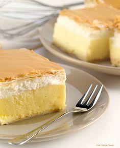 Ripsz-ropsz francia krémes – Receptletöltés Tej, Cheesecake, Cooking, Food, France, Kitchen, Cheesecakes, Essen, Meals