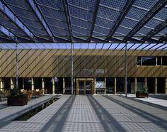 Architekten Hermann Kaufmann ZT GmbH - Projekte - Gemeindezentrum Ludesch Ludesch