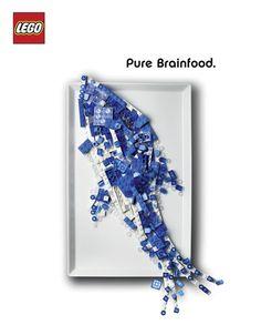 Lego Print Ad