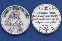 Divine Mercy coin >$1
