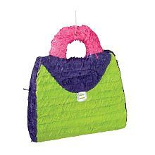 ShindigZ Glamour Girl Purse Pinata by Shindigz. $12.99. Pinatas are the ultimate in classic party games! They also make great decorations. This pinata includes a pull-string kit. Filler not included.