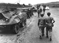 Tropas mineiras avançam para o Rio