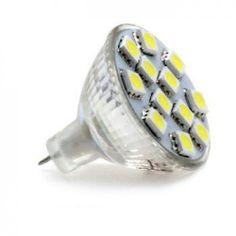 2.4 Watt MR11 High Power LED Bulb