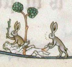 bunny murder, metz pontificant