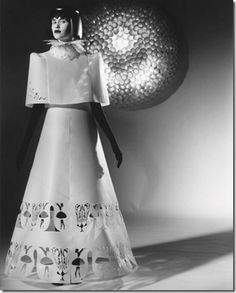 Paper Dress Example