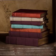 Fabric-Bound Books  A great addition (or should we say EDITION) to a large bookshelf or coffee table.